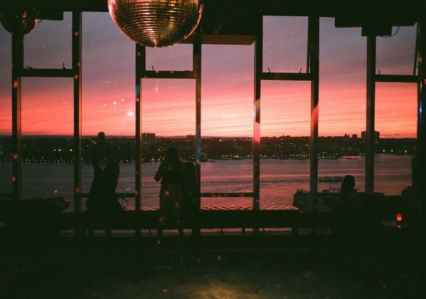 Le Bain no The Standard Highline (Foto: Divulgação)