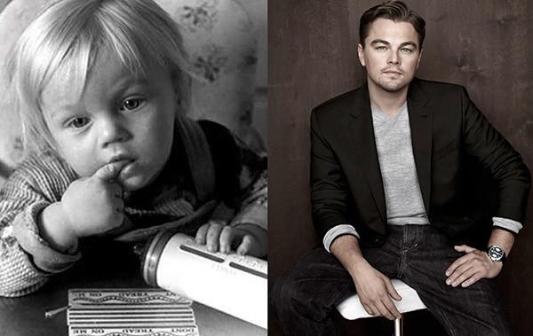 Leonardo DiCaprio (Foto: Reprodução e Getty Images)