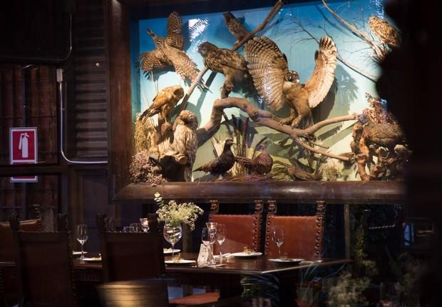 Insects in the Backyard, um restaurante de luxo para quem quer comer insetos (Foto: Divulgação)