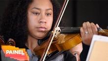 Música, arte e leitura: ferramentas para educar com qualidade (Reprodução/RPC)