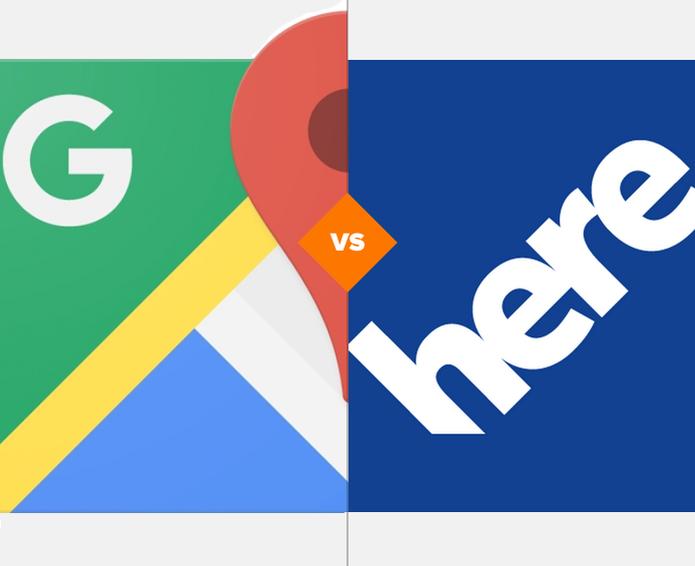 Google Maps ou Here? Descubra qual aplicativo tem a melhor função offline (Foto: Arte/TechTudo)