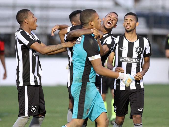 Diego Botafogo (Foto: Úrsula Nery / Ferj)