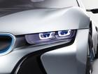 BMW começa a testar luz laser nos faróis dos carros da linha 'i'