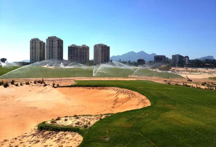 campo de golfe rio 2016 (Foto: Divulgação/Greenleaf )