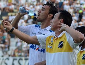 Suéliton e Roberto Fonseca - ABC (Foto: Frankie Marcone/Divulgação/ABC)