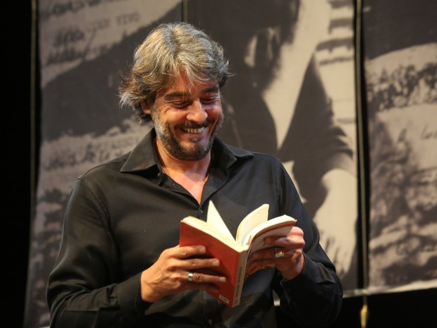 """Alexandre Borges estrela espetáculo """"Poema Bar"""", em Campinas (Foto: Gal Oppido)"""
