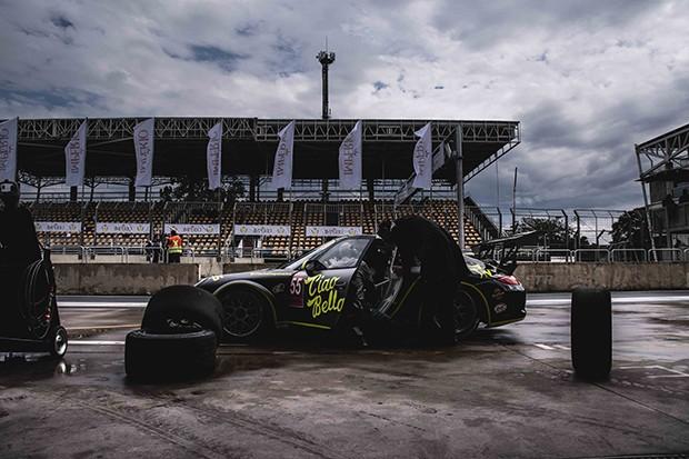 Porsche Cup Challenge #55 Marcus Vario (Foto: Divulgação/Victor Eleuterio )