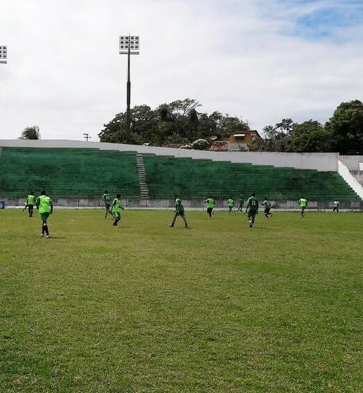pra cima (Tercio Trindade / América Futebol Clube)