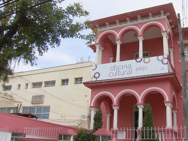 Oficinas Culturais Pagu (Foto: reprodução - Prefeitura de Santos)