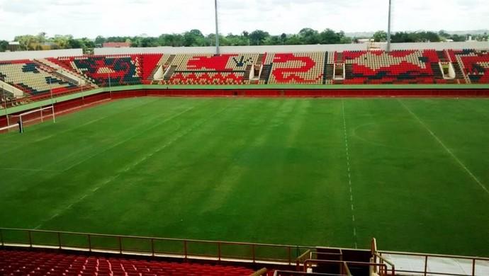 Arena da Floresta Rugby Acre (Foto: Divulgação/Rio Branco Rugby)
