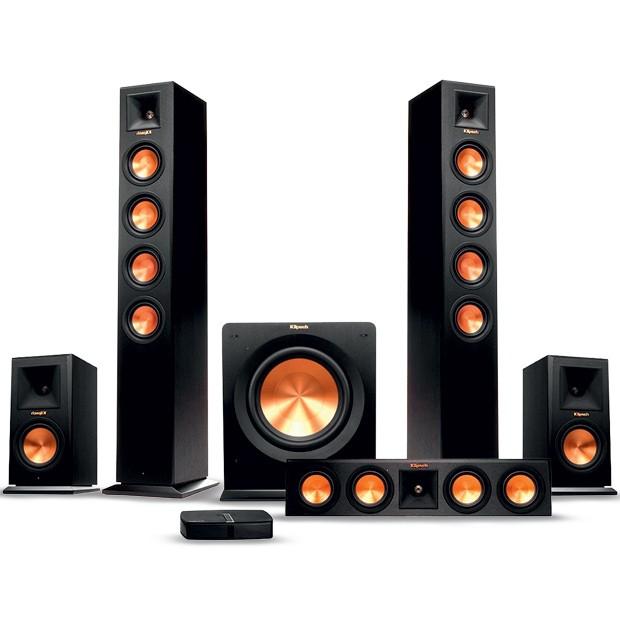 Sistema de som sem fio da Klipsch (Foto: Divulgação)