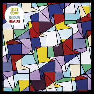 Capa do disco 'In our heads', do Hot Chip (Foto: Reprodução)
