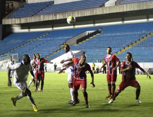 Guarujá x Taboão da Serra, Arena Barueri (Foto: Guilherme Novaes / AD Guarujá)