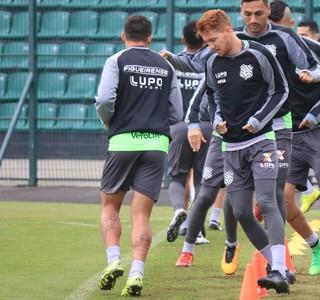 Ferrugem Figueirense (Foto: Luiz Henrique/Figueirense FC)