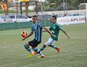 Luan é destaque do ataque do Grêmio Sub-20 (Foto: Rodrigo Fatturi/Grêmio FBPA)