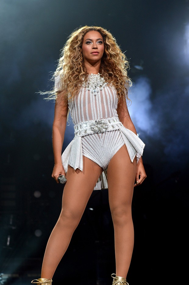 Beyoncé se apresenta em Houston, nos Estados Unidos (Foto: Larry Busacca/ Getty Images)
