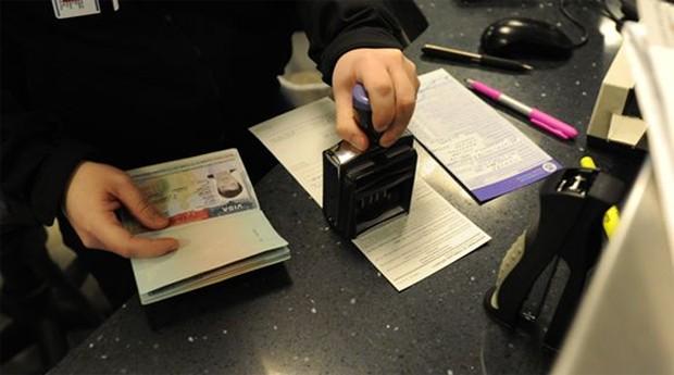 visto americano, imigração (Foto: Reprodução )