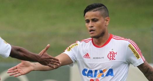 oferta da china (Gilvan de Souza/Flamengo)