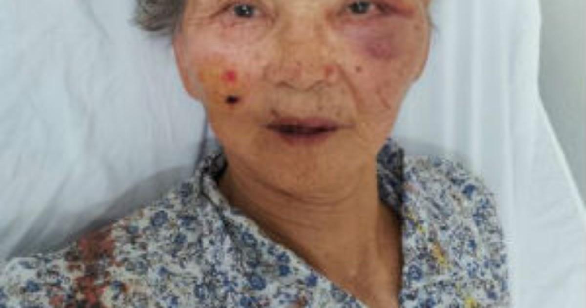 Dupla é presa após torturar idosa com faca durante roubo - Globo.com
