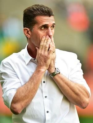 Palmeiras X Vitória Vagner Mancini (Foto: Marcos Ribolli)
