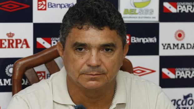 Flávio Araújo aprovou saída de Belém (Foto: Oswaldo Forte/Amazônia Hoje)
