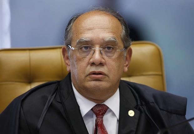 O ministro do Supremo Tribunal Federal (STF), Gilmar Mendes (Foto: Agência Brasil/Arquivo)
