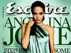 Angelina Jolie chega aos 40 anos exibindo beleza, sensualidade e estilo