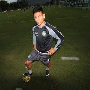 Dudu Figueirense (Foto: Luiz Henrique/Figueirense FC)
