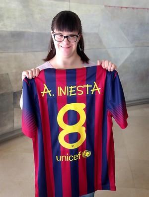 anna vives barcelona (Foto: Arquivo Pessoal)
