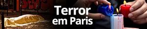 Colete com explosivo igual ao usado em ataque é achado no lixo em Paris (AP)