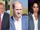 Príncipe Harry apresenta nova namorada ao irmão, diz revista
