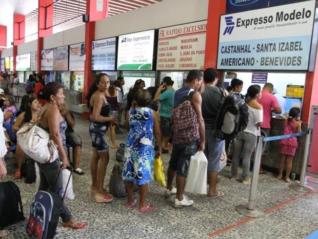 Pssagens intermunicipais sofreram reajuste de  (Foto: Neldson Neves)