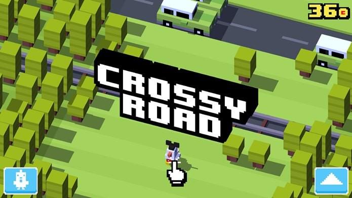 Novo uniforme para comemorar lançamento de Disney Crossy Road (Foto: Divulgação / Hipster Whale)
