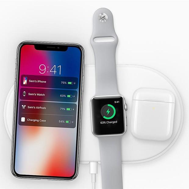 AirPower permitirá carregar vários dispositivos da Apple ao mesmo tempo (Foto: EFE/APPLE)