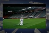 Bruxo anão exorciza campo do estádio Ciudad de La Plata