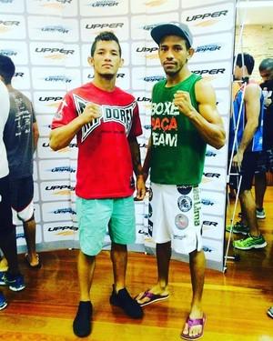 Rafael Macapá; Silas Lima; MMA; Amapá (Foto: Reprodução/Facebook)