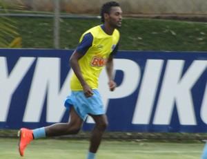 Marquinhos, atacante do Cruzeiro (Foto: Tarcísio Badaró)