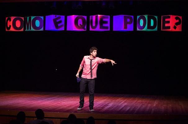 Gabriel faz mágicas desde os 10 anos de idade (Foto: Chico Lima)