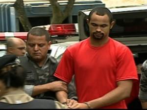 Julgamento do ex-goleiro Bruno (Foto: Reprodução Globo News)