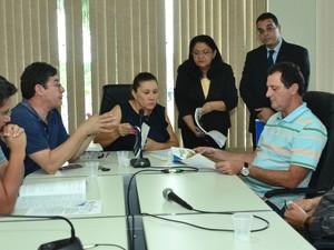 Comissão Especial Externa vai requisitar os documentos e fazer vistorias nos atos processuais (Foto: Divulgação/Hisraufre Emiliano/ALE-RR)