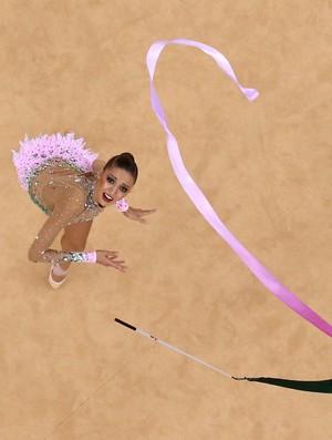 Evgeniya Kanaeva ginástica rítmica  (Foto: Richard Heathcote/Getty Images)
