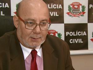 Delegado disse que alguns suspeitos foram presos em Sumaré (Foto: Eder Ribeiro/EPTV)