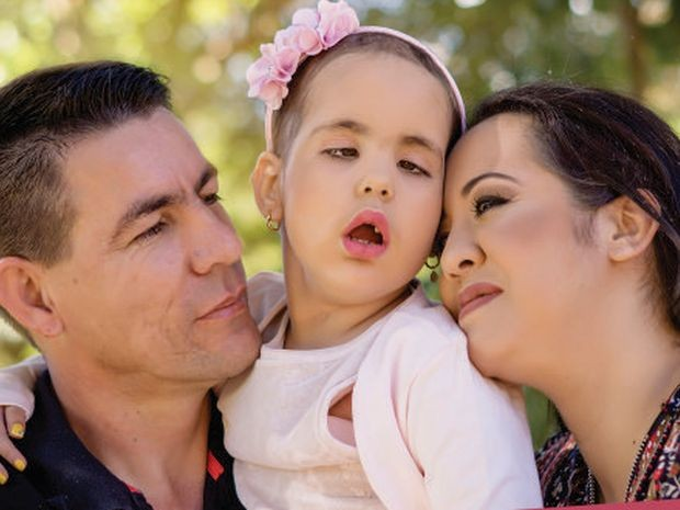 Gaby conseguiu dinheiro para consulta médica no valor de R$ 25 mil (Foto: Reprodução / Ajude a Gaby)