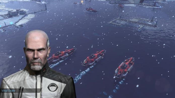Algumas áreas de crise tem combates navais (Foto: Reprodução/Tais Carvalho)