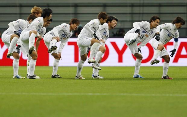 Sanfrecce 3 x 2 Ulsan, Mundial de Clubes - AP (Foto: AP)