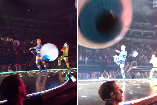 Katy Perry (Foto: Reprodução/Twitter)