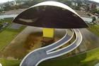 Museus são opção de lazer  em Curitiba (Rubens Vandresen / RPC TV)