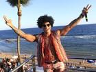 Veja fotos do primeiro dia do carnaval de Salvador, na Bahia