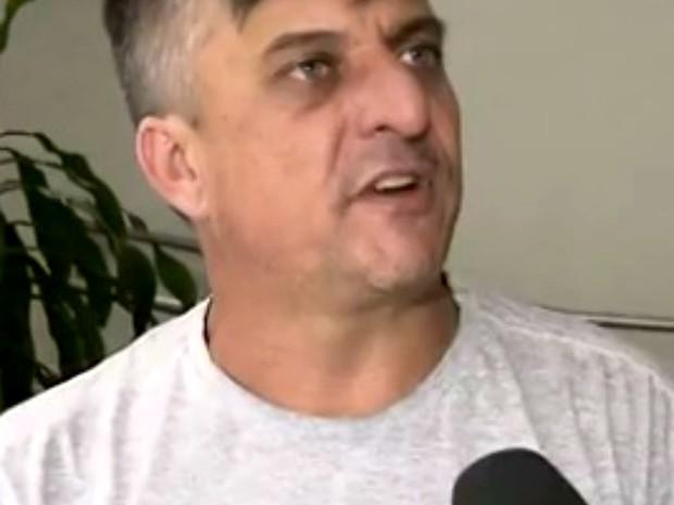 Vereador afirma que foi até a UPA Jardim do Sol porque recebeu denúncias de pacientes (Foto: Reprodução RPC)