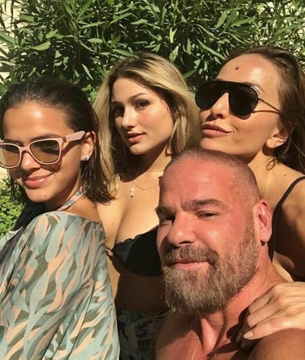 Sasha, Bruna Marquezine, Sabrina Sato e Daniel Hernandez (Foto: Reprodução/Instagram)